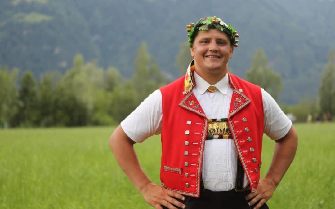Nick Alpiger 2019 ISV Flüelen