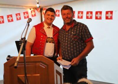 1. August- Ansprache in der Gemeinde Leibstadt