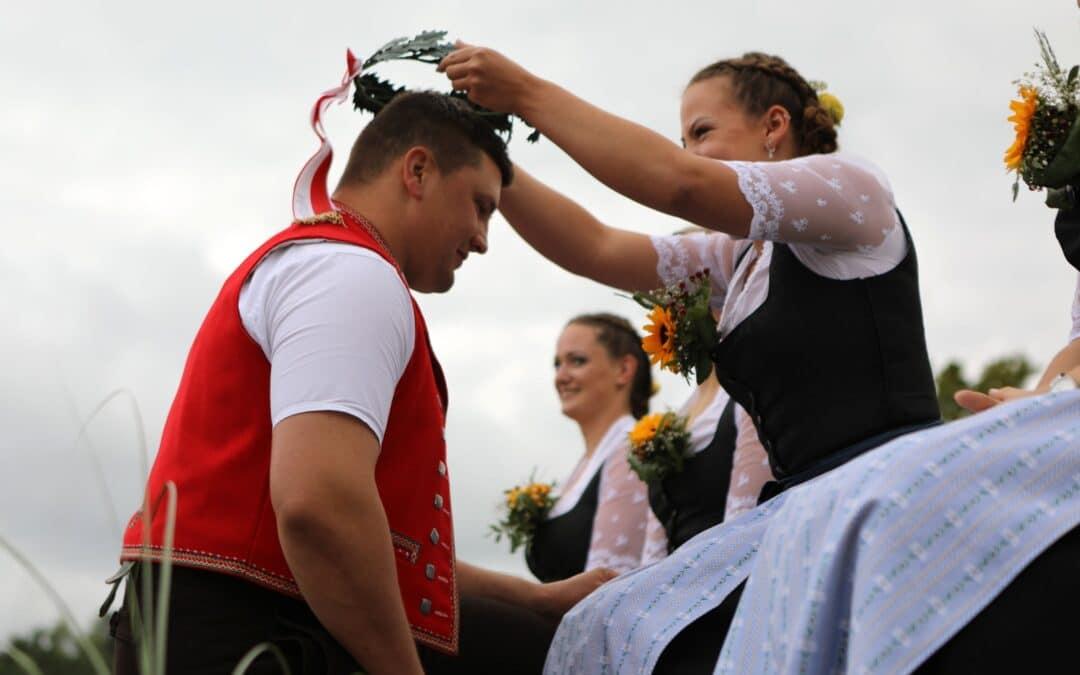 Festsieg am BL.Kantschwingfest